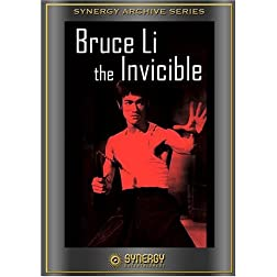 Bruce Li the Invincible