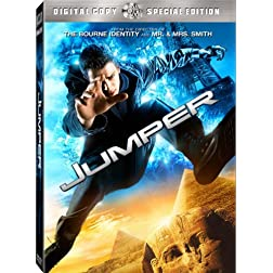 Jumper (Two-Disc Special Edition + Digital Copy)