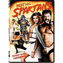 Meet The Spartans (Rated)