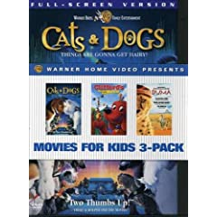 Movies for Kids 3-Pack