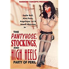The Pantyhose, Stockings and High Heels Party of Peril