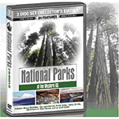 National Parks of the Midwest and Eastern US