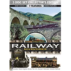 Railroads Adventures