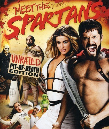 Meet the Spartans - Unrated Pit-of-Death Edition [Blu-ray]