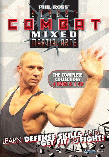 Phil Ross' Street Combat Mixed Martial Arts: The Complete Collection 4 DVD Set