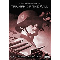 Triumph of the Will (Remastered & Subtitled 2008) Triumph des Willens - 1934
