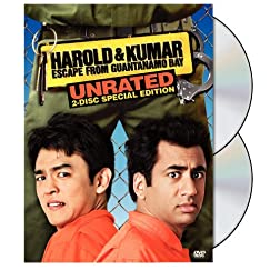 Harold and Kumar Escape From Guantanamo Bay (Unrated Two-Disc Special Edition)