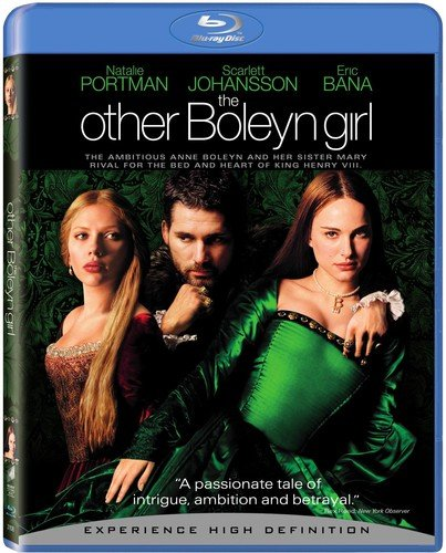 The Other Boleyn Girl [Blu-ray]