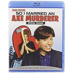 So I Married an Axe Murderer [Blu-ray]