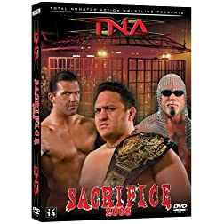 TNA: Sacrifice 2008