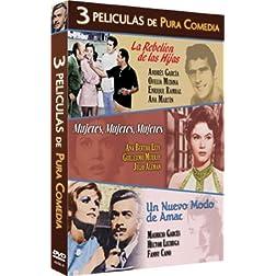 Comedia-3 Peliculas Clasicas