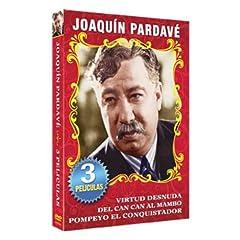 Joaquin Pardave-3 Peliculas Clasicas