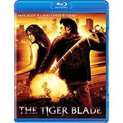 The Tiger Blade [Blu-ray]