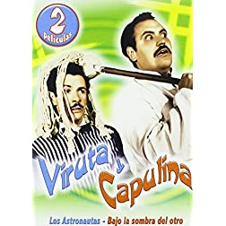 Viruta Y Capulina (2pc)