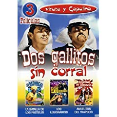 Dos Gallitos Sin Corral (3pc)