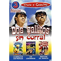 Dos Gallitos Sin Corral (3pc)
