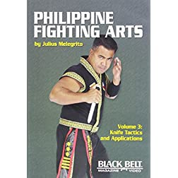 Philippine Fighting Arts, Vol. 3: Knife Tactics