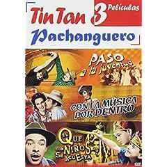 Tin Tan Pachanguero (3pc)