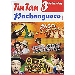 Tin Tan Pachanguero (3pc)