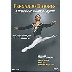 Fernando Bujones: A Portrait of a Dance Legend / Bujones In Class, Bujones In His Image, Bujones Winning at Varna