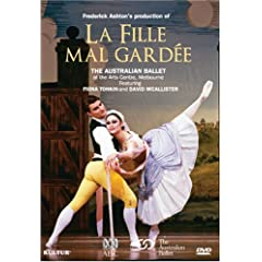 H�rold - La Fille Mal Gard�e /  Fiona Tonkin, Australian Ballet