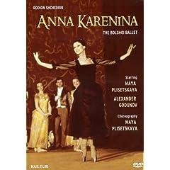 Shchedrin - Anna Karenina / Maya Plisetskaya, Alexander Godunov