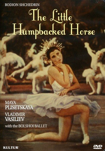 Shchedrin - The Little Humpbacked Horse / Maya Plisetskaya