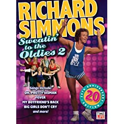 Richard Simmons: Sweatin' to the Oldies Vol. 2