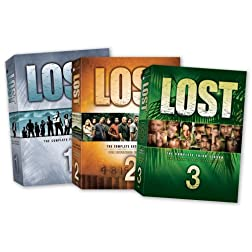 Lost - The Complete Seasons 1-3