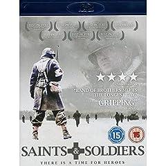 Saints & Soldiers [Blu-ray]