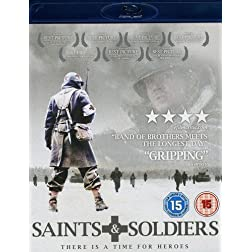 Saints & Soldiers [Blu-ray]