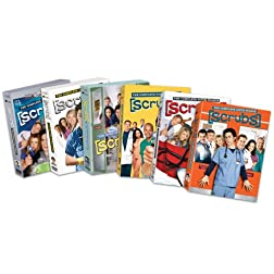 Scrubs- Seasons 1-6