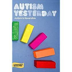Autism Yesterday