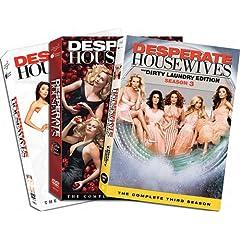 Desperate Housewives - Seasons 1-3