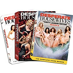 Desperate Housewives - Seasons 1-3