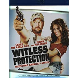 Witless Protection [Blu-ray]