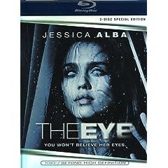 The Eye [Blu-ray + Digital Copy] [Blu-ray]