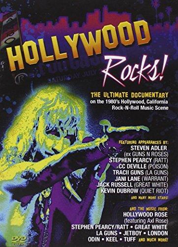 Hollywood Rocks!