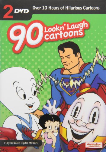 90 Lookin' Laugh Cartoons