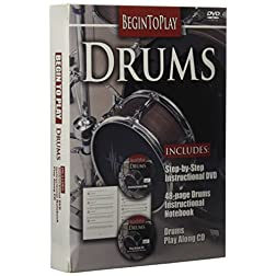 Begin to Play: Drums