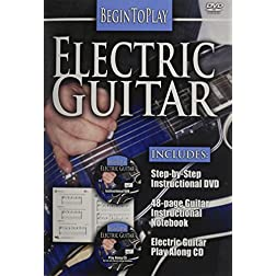 Begin to Play: Electric Guitar