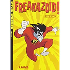 Freakazoid - The Complete First Season