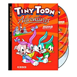 Tiny Toon Adventures - Season 1, Vol. 1