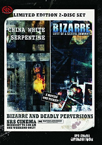 Grindhouse Double Feature: Bizarre & Deadly Perversions