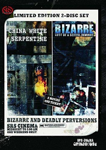 Grindhouse Double Feature: Bizarre & Deadly Perversions