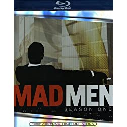 Mad Men - Season One [Blu-ray]