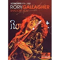 Shadow Play-5 Concerts 1976-1990