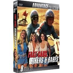 Advantage: Fast Cars, Bikers & Babes