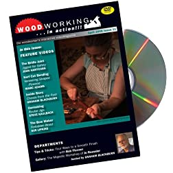 Woodworking...in action!!! DVD video Magazine issue 11