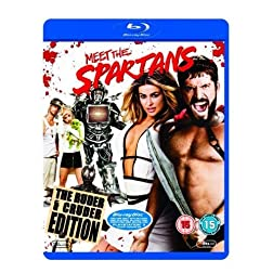Meet the Spartans [Blu-ray]